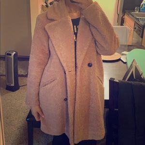 Lucky brand teddy coat